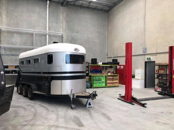 Mandurah Caravan repairs