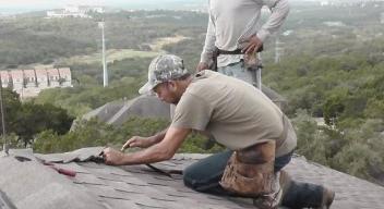 Roof Repair in San Antonio