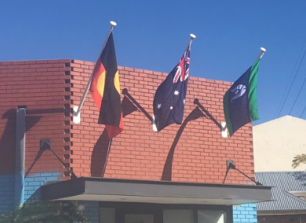 Perth flags