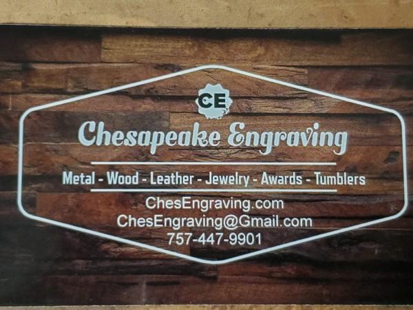 Chesapeake Engraving