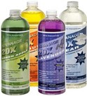 ADVANAGE is available in Green Apple, Citrus, Lavender and Odorless Clear.