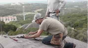 Roofing in San Antonio