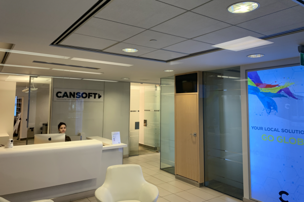 Cansoft Technologies' Canada office