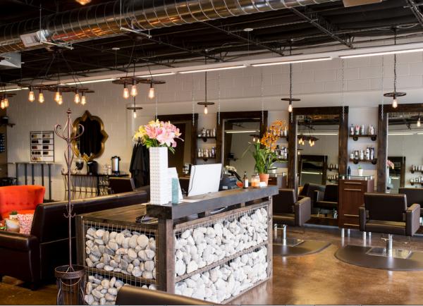 Hair salon in Albuquerque