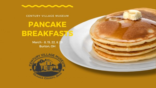 Geauga County Pancake Breakfasts