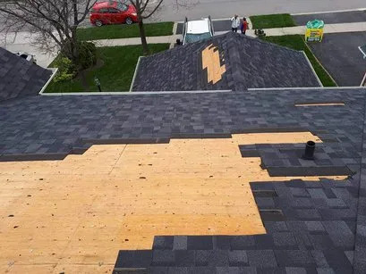 HC Roof Replacement