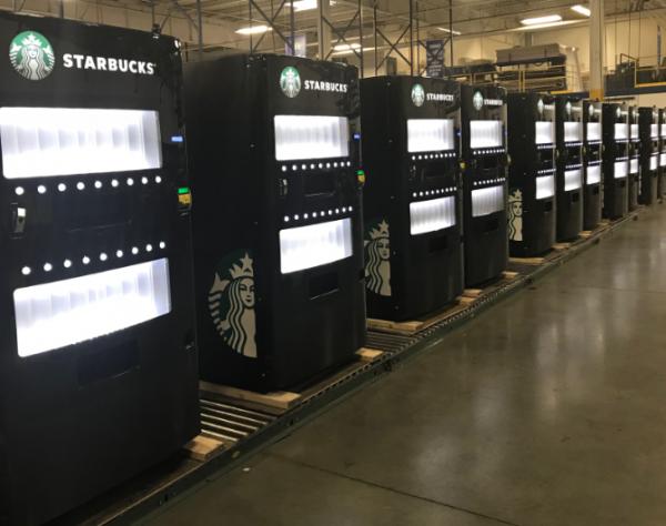 Cold Vending Machines