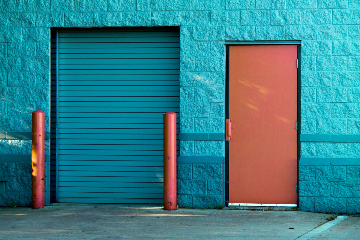 Companies Are Benefiting From Using Industrial Doors