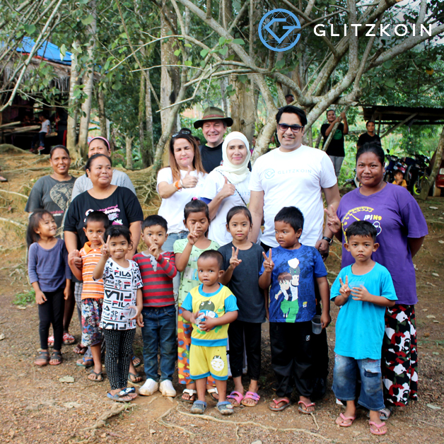 Crypto World Urged To Help The Needy, Glitzkoin Shows The Way