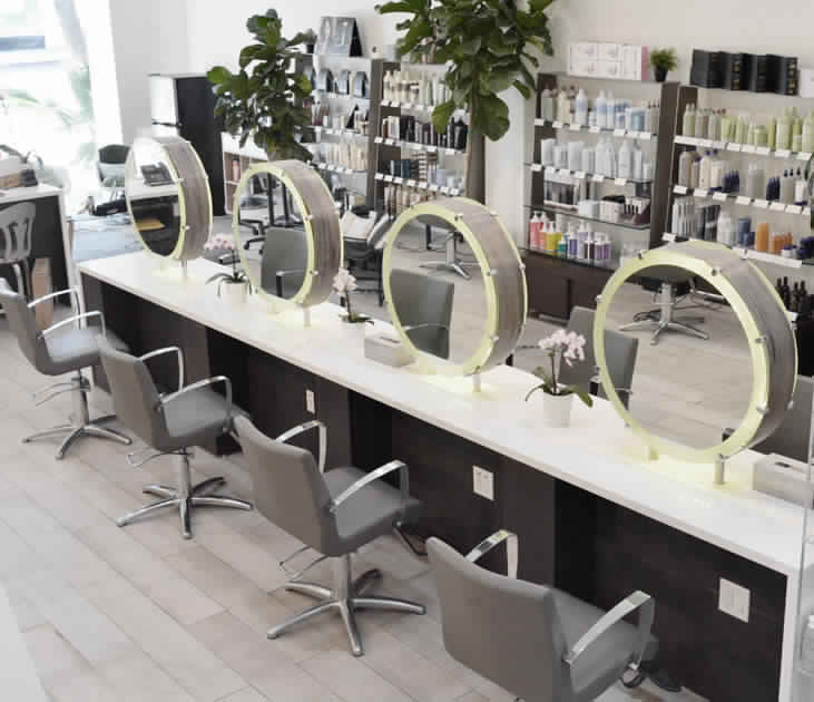 Nelson j Salon Opens Bright, Modern Airy Space in Heart of Beverly Hills' Golden Triangle, Across from Saks Fifth Avenue