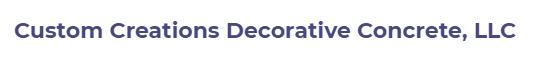 Custom Creations Decorative Concrete, LLC Services Decorative Stamped Concrete in NH