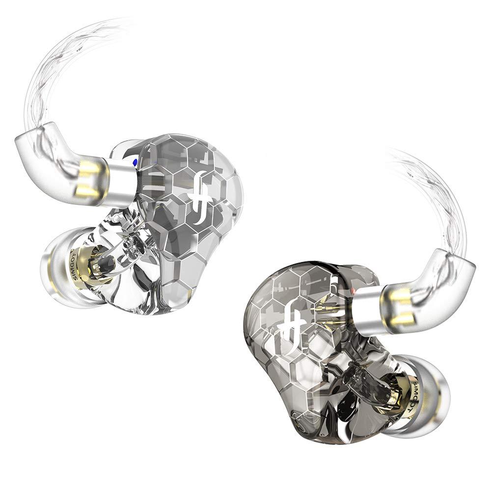 Simgot New 3BA Model - EK3 goes on Amazon, Enjoy 4 Kinds of Music With a Switch