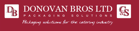 Donovan Bros Ltd Offers Environmentally Friendly Catering Packaging