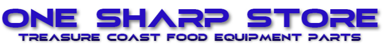 One Sharp Store, a Top Food Equipment Parts Supplier in Ocala, FL Announces New Website