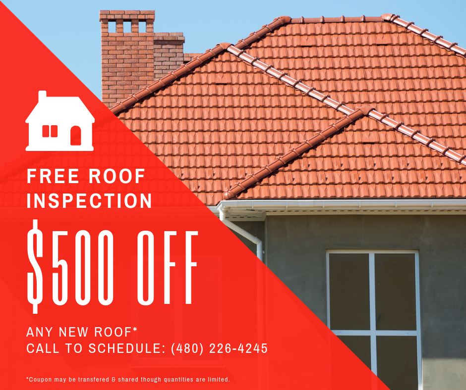 Scottsdale Roofing Contractor Celebrates Twelve Year Anniversary With Special Promotion for Scottsdale Roof Replacement Projects