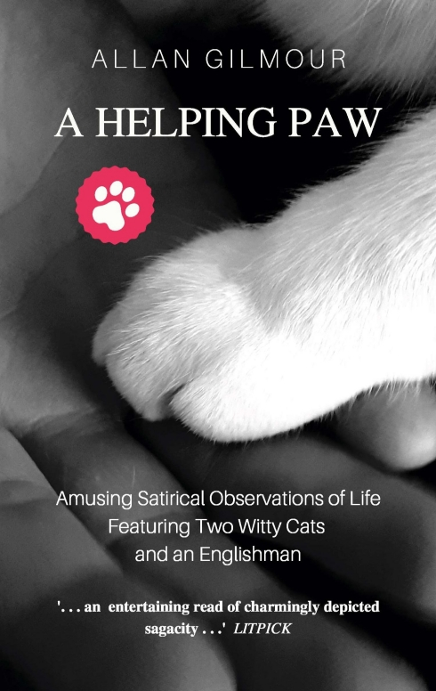 A HELPING PAW - Amusing Satirical Observations of Life
