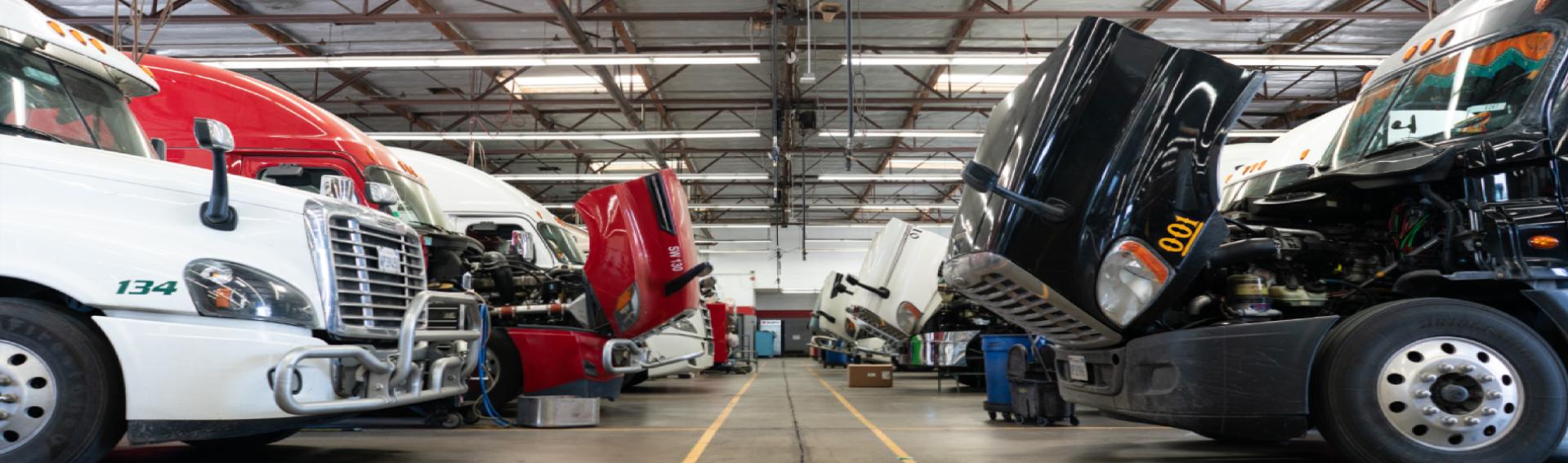 Ferguson Truck Center Provides Superior Advantage Over Dealership Fleet Services