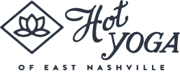 Hot Yoga of East Nashville melds two of America's favorites: hot yoga and hot coffee