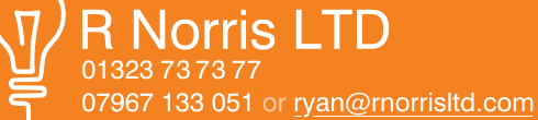 R Norris LTD Celebrates Over 10 Years Servicing the Eastbourne Area