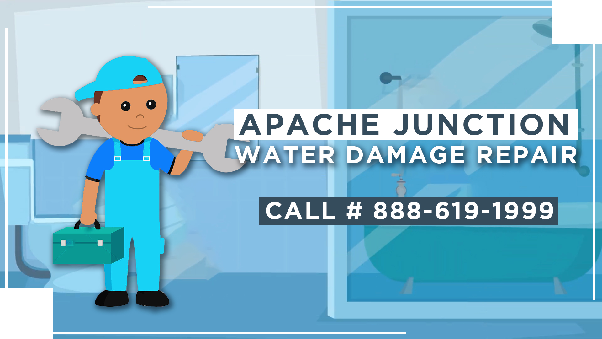 Apache Junction AZ is Emerging as a One Stop Solution Provider in Handling Water Damage Emergencies