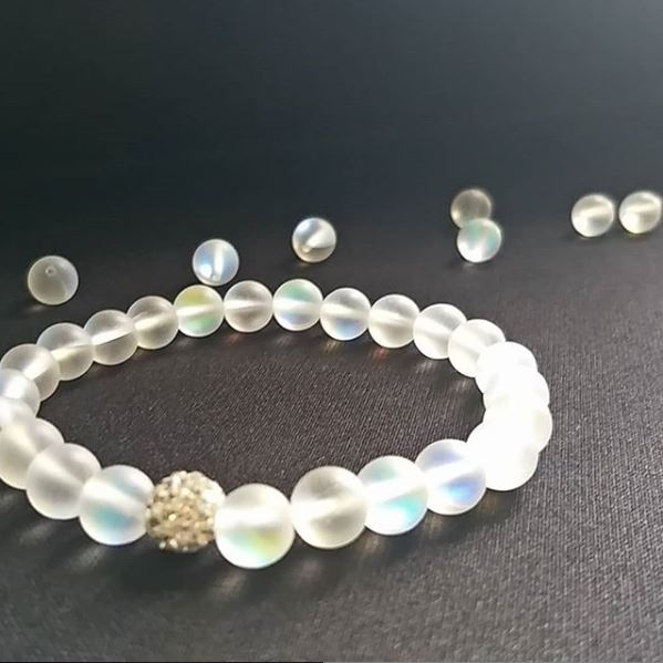 Holo Jewels Releases Version Of Mystic Aura Quartz Bracelet