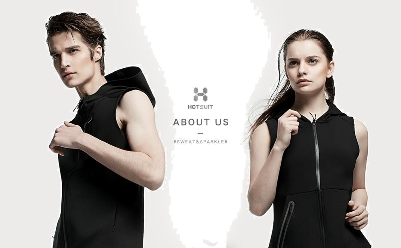 HOTSUIT, TAKES THE WORLD OF ACTIVEWEAR BY STORM WITH ITS PATENTED TECH FABRICS