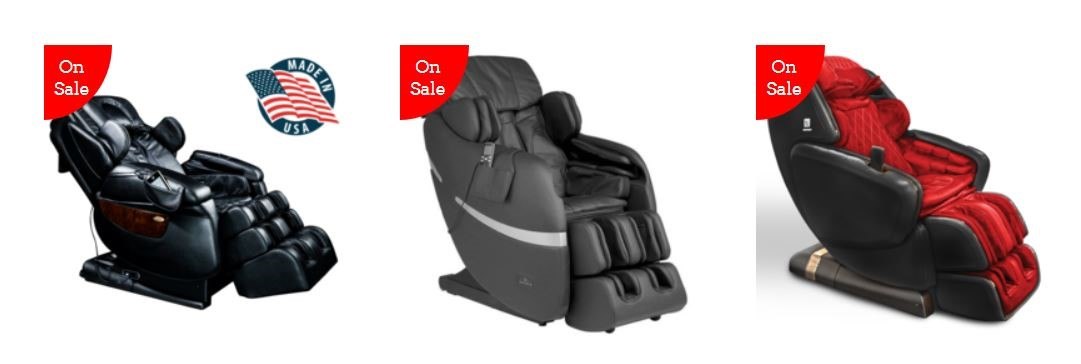 Know the Best Massage Chairs For Home and Office - Complete Buyer\'s Guide - TheModernBack.com