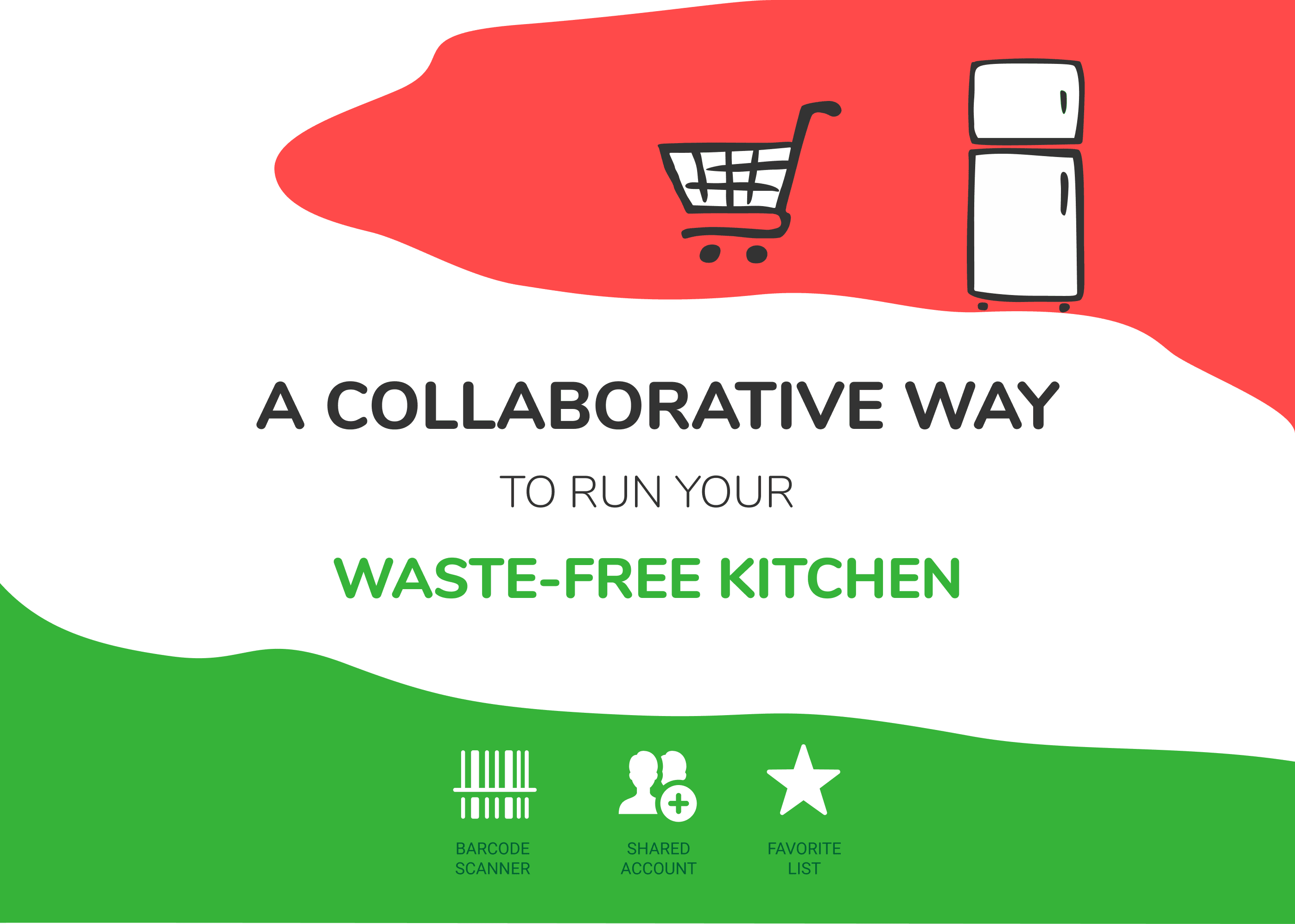 An App That Helps Reduce Food Waste At Home by 75%