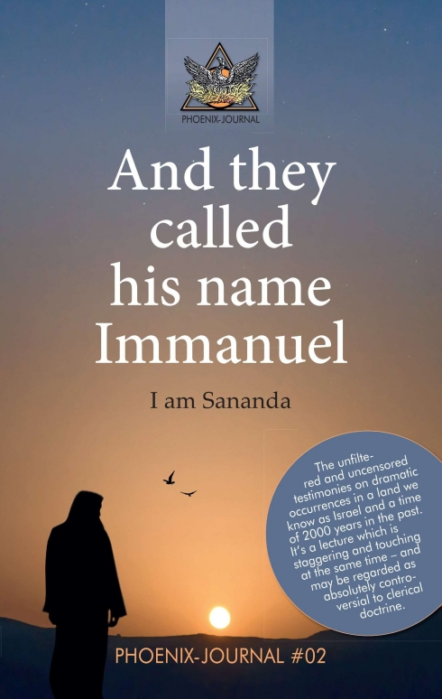 And they called his name Immanuel - On Biblical History