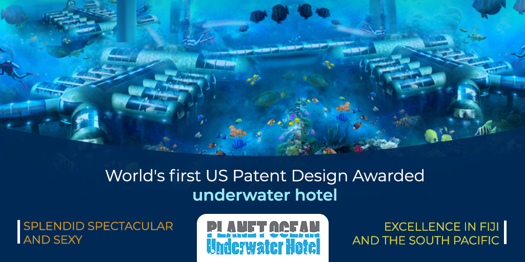 Innovative and Enchanting Underwater Hotel In Fiji Set To Launch With VIP Special Promotion