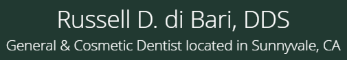 Russell di Bari, DDS, a Top Dentist in Sunnyvale, CA Announces New Website