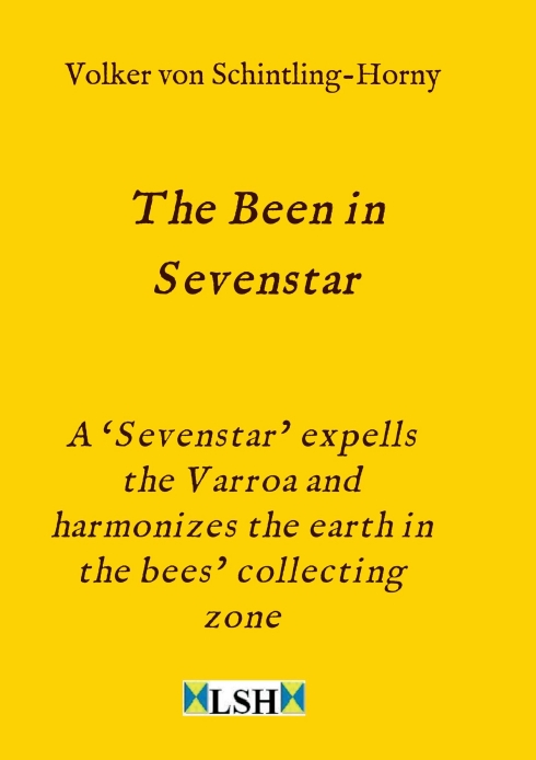 The Been in Sevenstar - Fascinating book on the value and life on bees