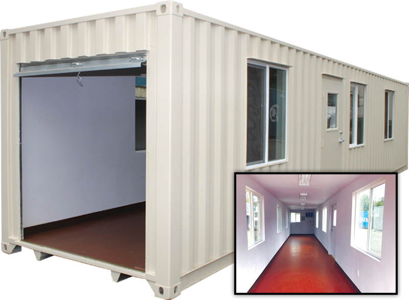 RealtimeCampaign.com Explains the Benefits of a Shipping Container Rental