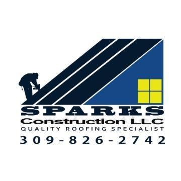 Local Roofing and Remodeling Contractor in Bloomington-Normal, IL, Sparks Construction LLC receives The Pantagraph's 2nd Place Reader's Choice: Best of 2019 Award