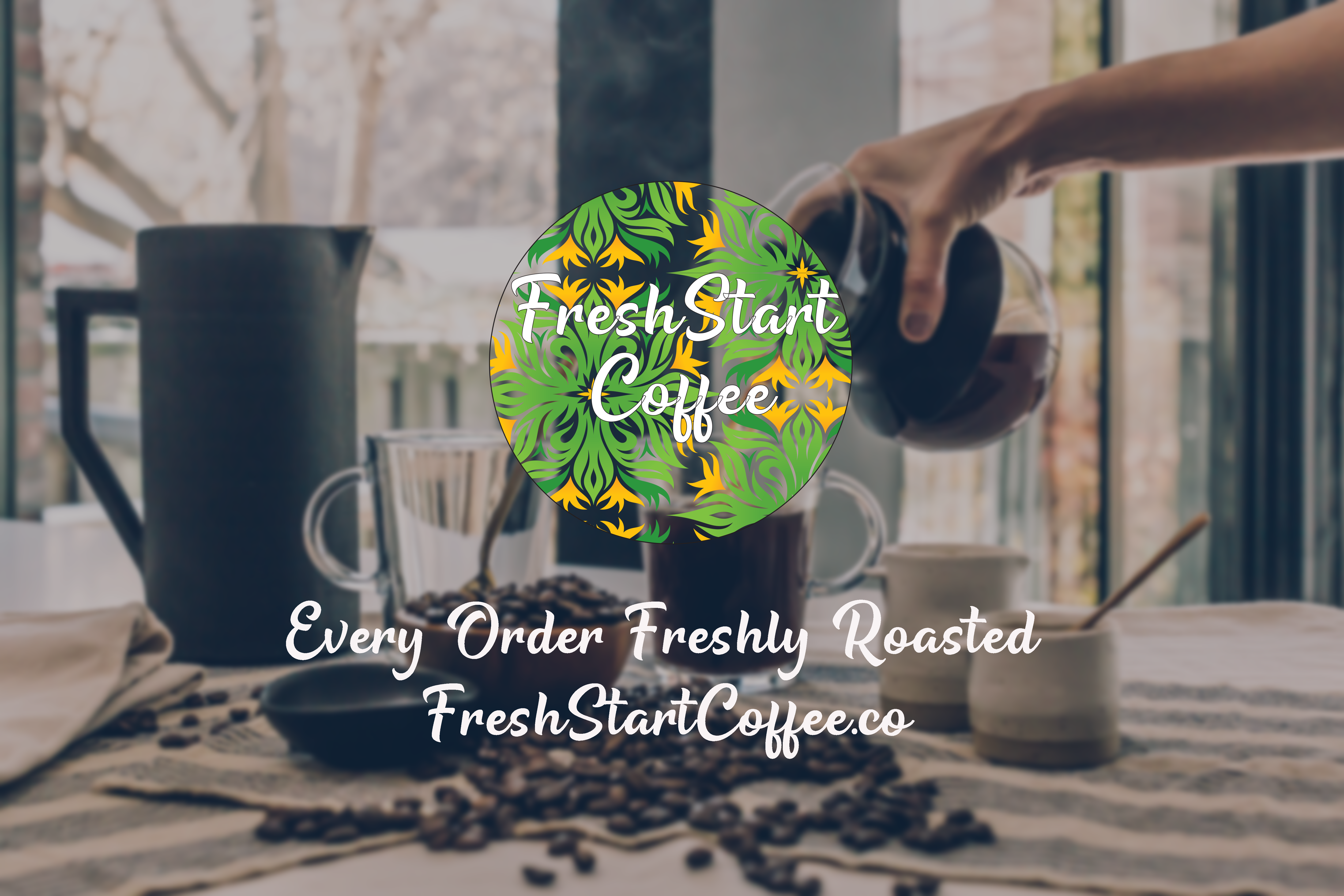 Freshstart Coffee Is Literally The Optimal Product To Help People Start Their Day Fresh