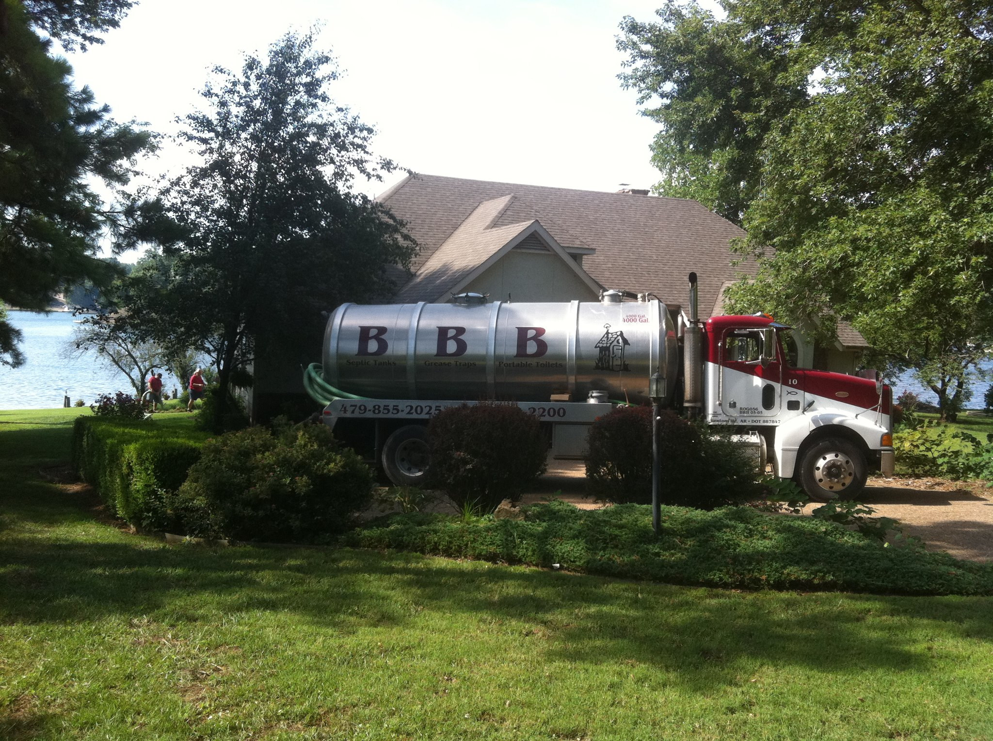 Bentonville Company Reminds Clients Of The Importance Of Septic Tank Pumping As Part Of Septic Smart Week