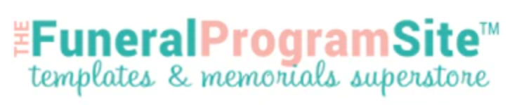 The Funeral Program Site Offers Digital Downloadable Funeral Program Templates