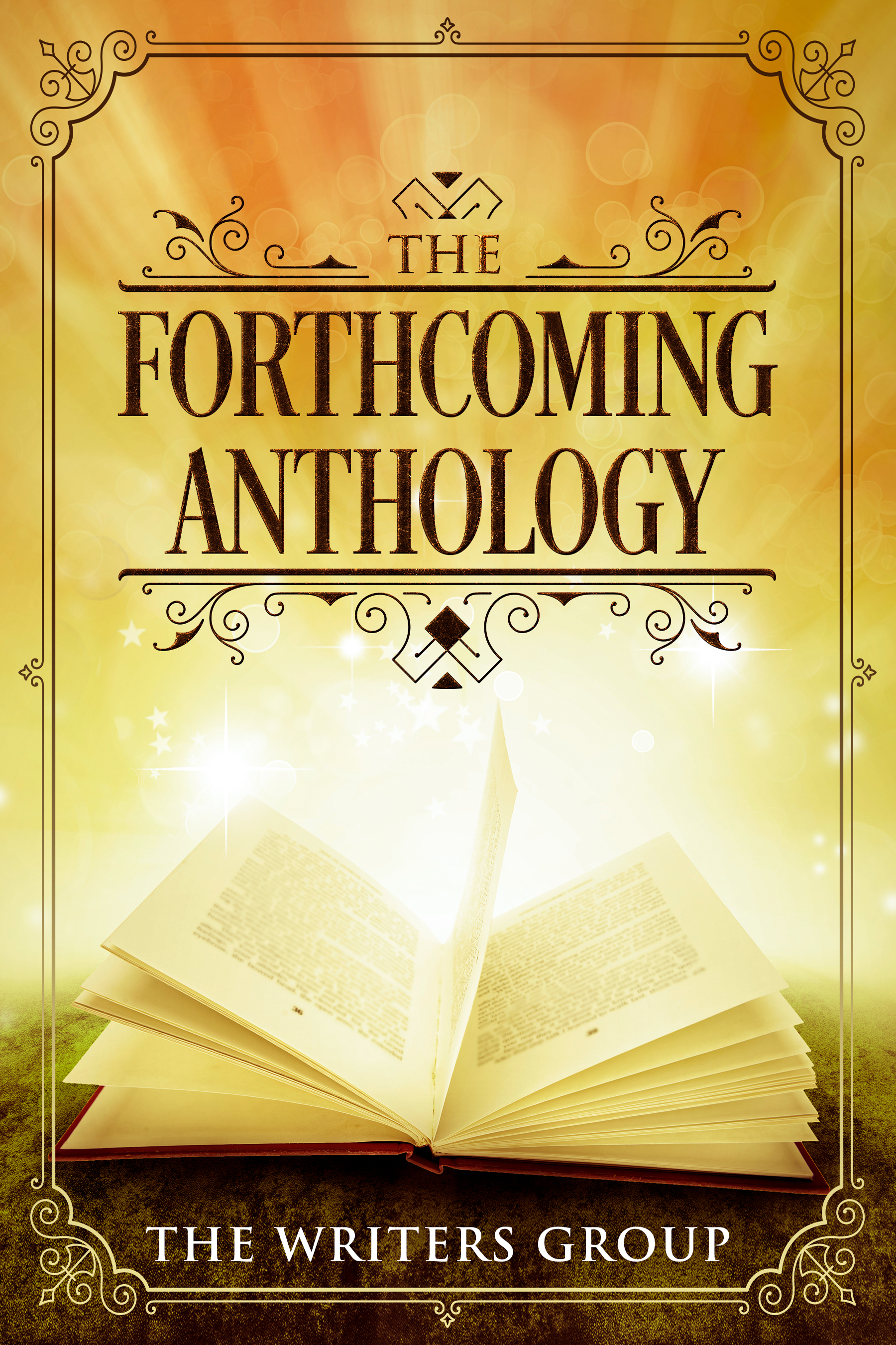 "The Writers Group Releases Their Fourth Anthology Book ""The Forth Coming"""