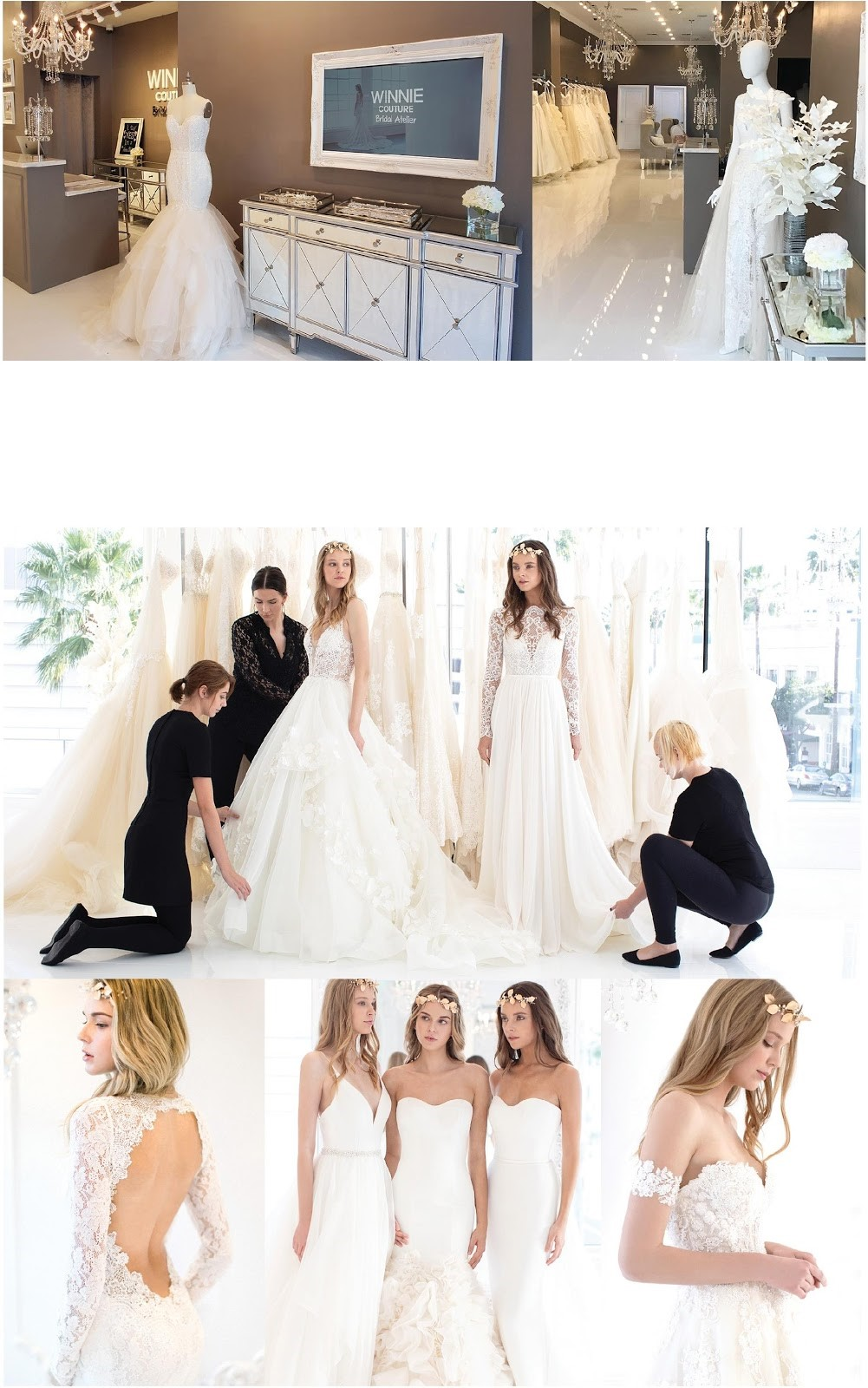 Winnie Couture Unveils Newest Bridal Dreamland in San Francisco\'s Cow Hollow District