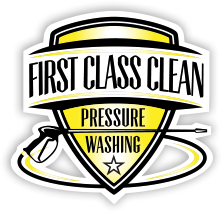 First Class Clean does Pressure Washing in Raleigh, NC