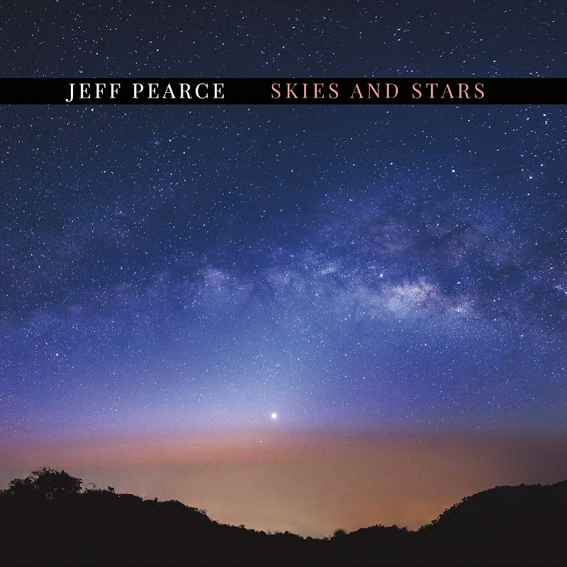 Jeff Pearce Drops 14th Solo Album 'Skies And Stars'