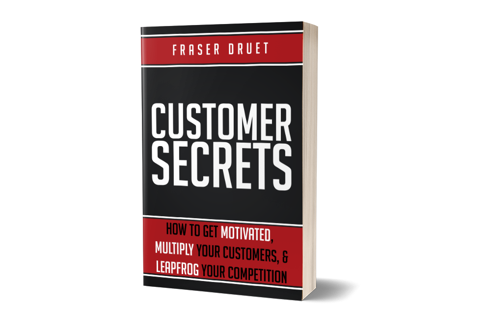 Announcing A New Book To Help Businesses Reach Their Maximum Number Of Customers