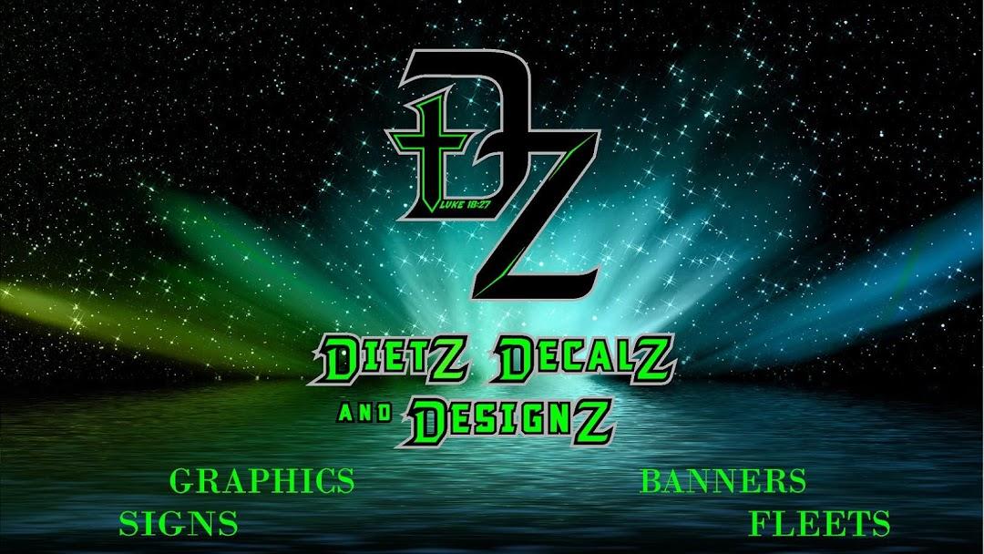 A Top Sign Shop In Elk Grove, DIETZ DECALZ AND DESIGNZ, Announces New Website
