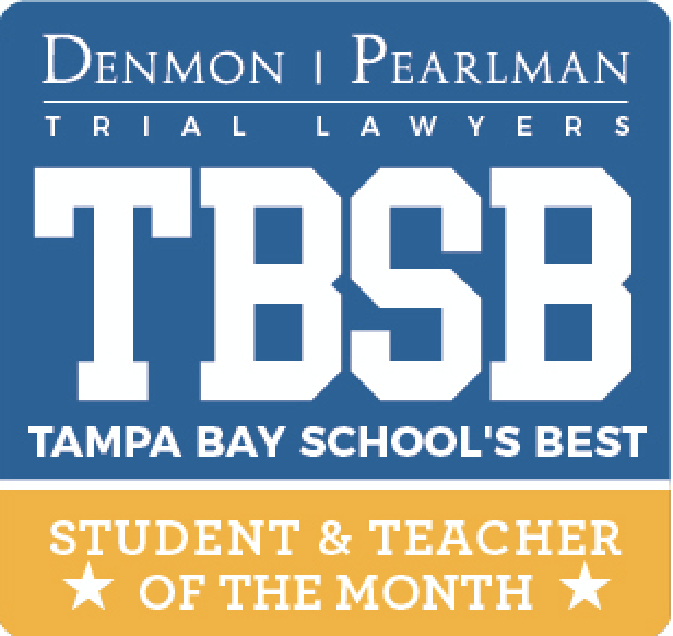 Tampa Bay Law Firm Denmon Pearlman Launches Teacher and Student of the Month Awards Program