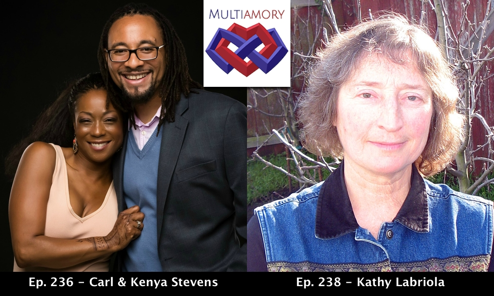 Multiamory Podcast on Overcoming the Big Seven in Relationships