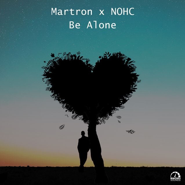 """EDM Pop Duo NOHC Are Good Company With """"Be Alone"""""""
