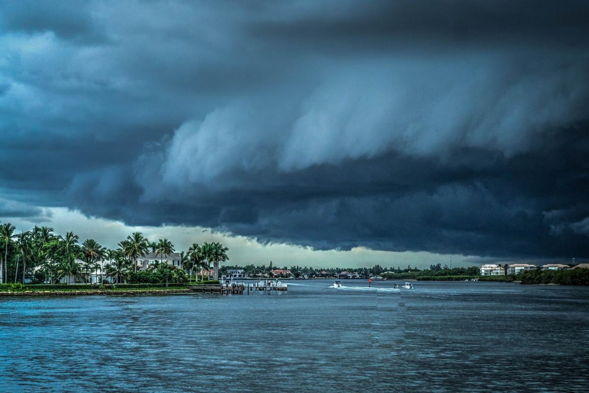 The 2019 Atlantic Hurricane Season Lasts Through November