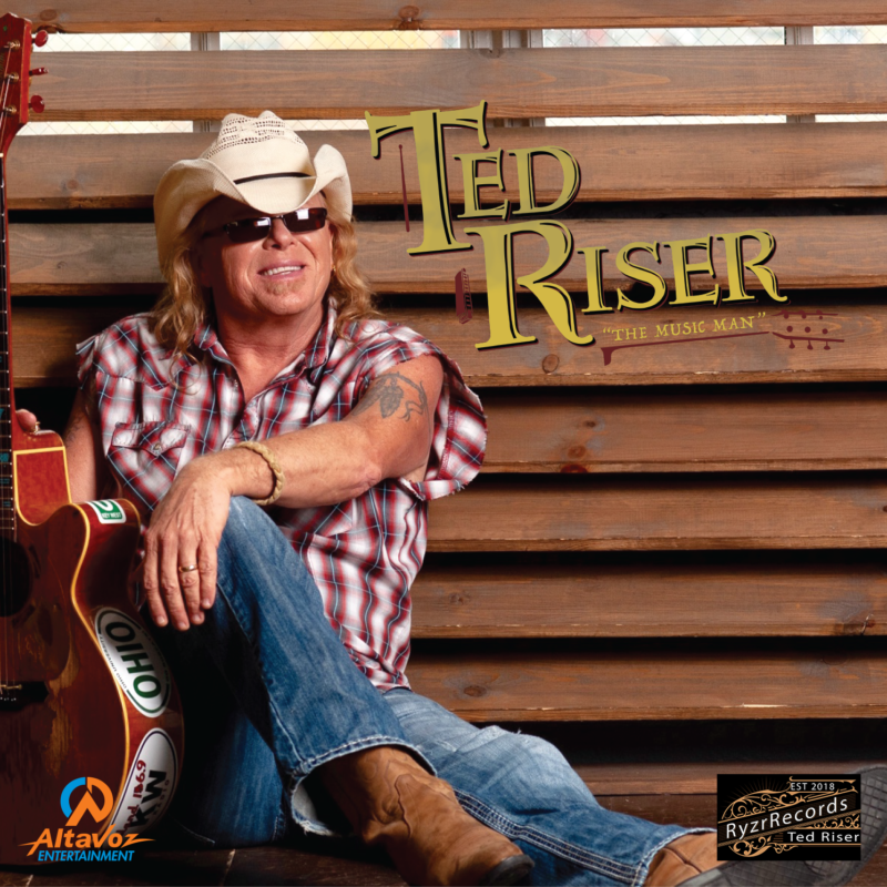 'Don't leave your beer in the sun' a new full-of-fun music video by famed Ohio country rocker Ted Riser