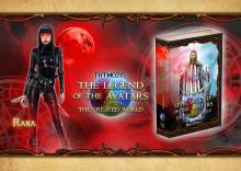 Introducing Epic New Fantasy Trilogy by Tutmozis, 'The Legend of the Avatars: The Created World'