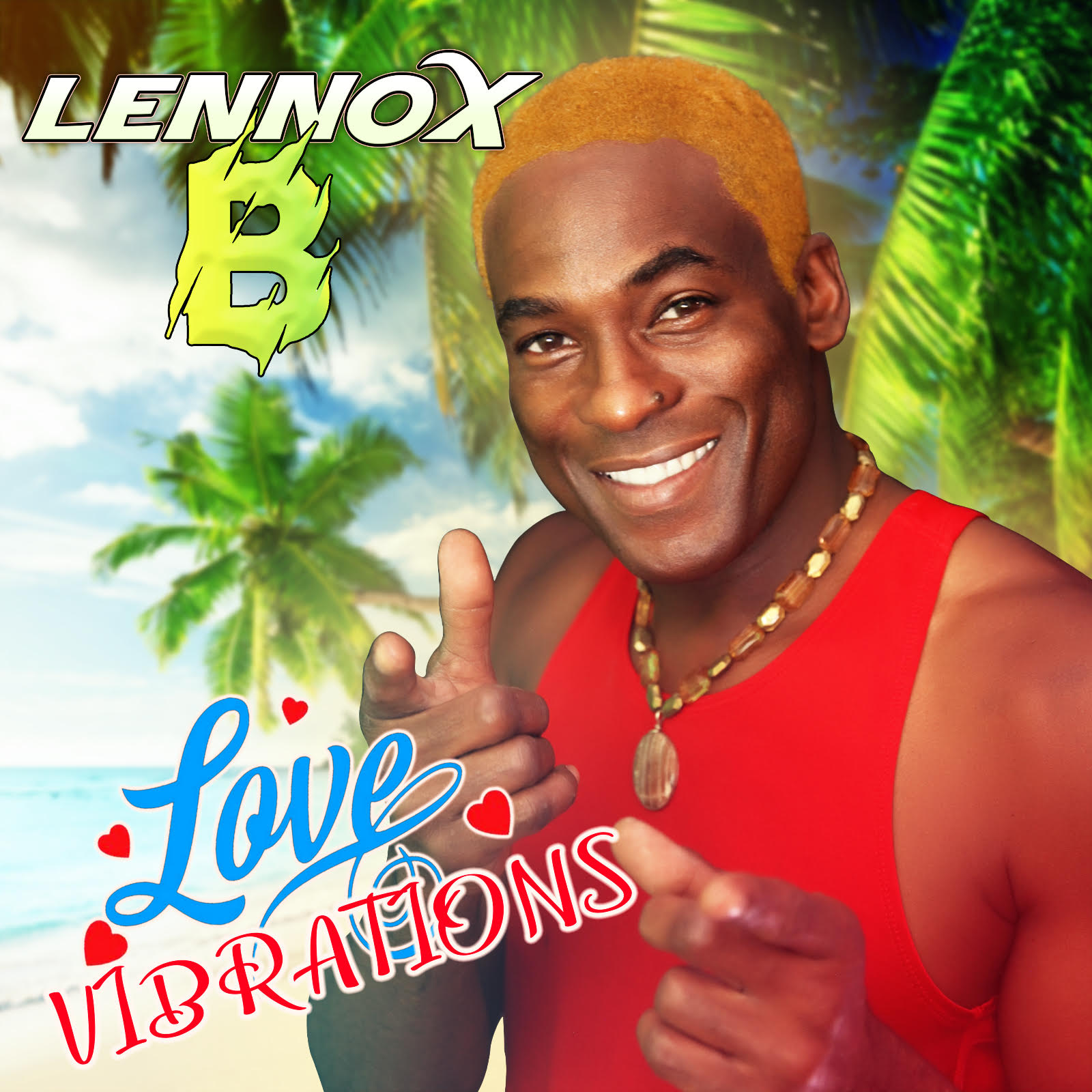 Lennox B Sends Out 'Love Vibrations' With New Album